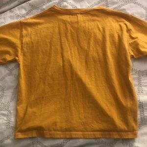 BDG Tops - Urban outfitters orange tee